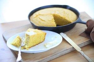 How to Make Cornbread Using Pancake Mix