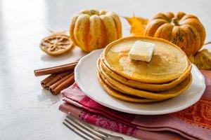 How to Add Pumpkin to Pancake Mix