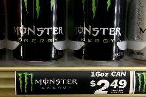 Efectos secundarios de la bebida Monster