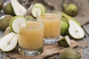 How to Make Pear Juice