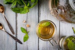 How to Brew Fresh Basil Tea