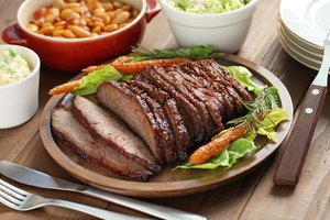 How to Marinate a Beef Brisket