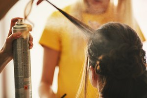 Does Hairspray Damage Your Hair?