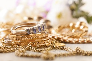 How to Repair Gold Plating on Costume Jewelry
