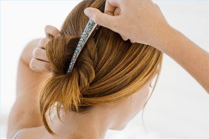 How to Use a Clip for Medium to Long Hair