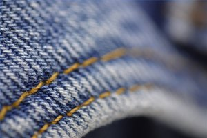 How to Distress Jeans Without Using Sandpaper