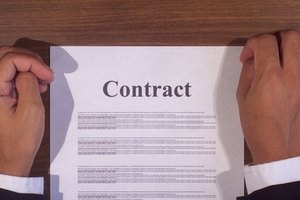 How to Draw up a Contract
