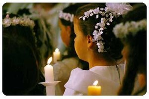 How to Teach Kids About Holy Communion