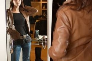 How to Store Leather Coats