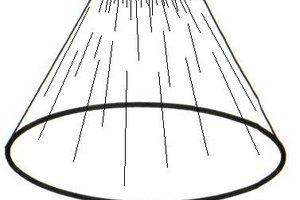 How to Use a Hula Hoop to Make Skirt
