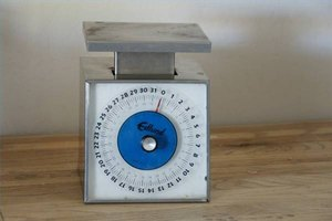 How to Understand & Read a Kitchen Scale