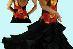 Flamenco Dress History