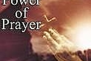 How to Use a Christian Prayer