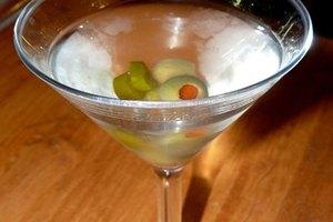 Martini Vs. Dirty Martini