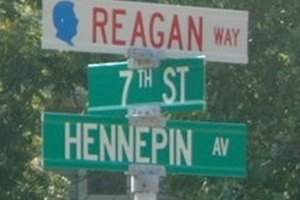 Process in Renaming a City Street