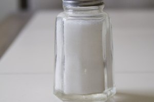 What Two Elements Are in Table Salt?