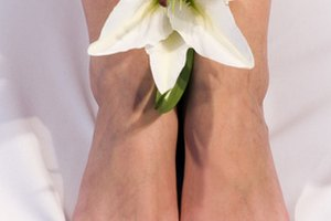 How to Get Soft White Rosy Feet