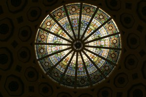 What Is the Meaning of Stained Glass?
