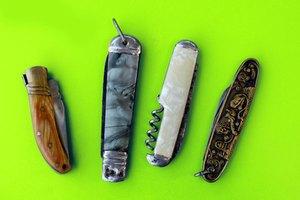 Girl Scout Pocketknife Safety