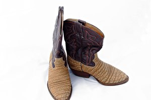 Western Boot Toe Styles Our Everyday Life