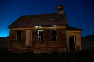 Most Haunted Schools in California