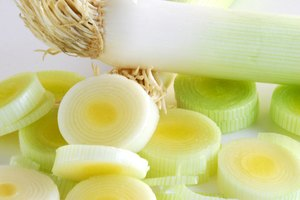 Substitutions for Leeks