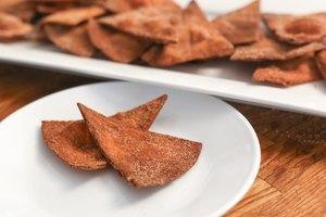 How to Make Quick and Easy Mexican Bunuelos -- Cinnamon Crisps