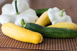 How to Freeze Summer Squash Without Blanching