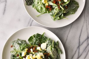 3 Breakfast Salad Ideas You'll Actually Want To Eat In The A.M.