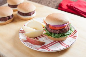 How to Make Hamburgers in the Oven