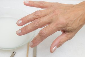 Homemade Cuticle Softener Recipe