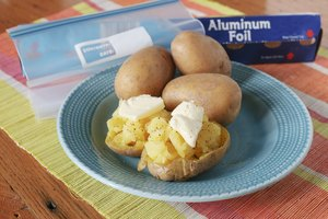 How to Freeze Baked Potatoes