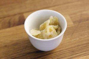 What Can Be Substituted for Crystallized Ginger?