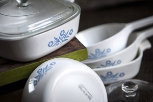 How to Clean Corningware