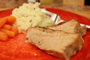 How to Slow Roast Pork Tenderloins