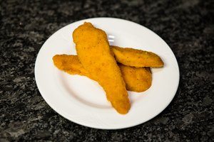 Instructions for Cooking Frozen Uncooked Chicken Tenders