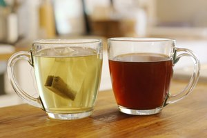 Acidic Difference Between Tea & Coffee