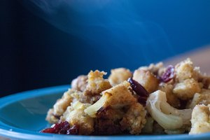 How to Cook Stuffing Outside the Turkey