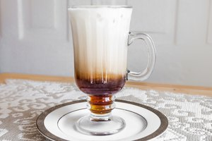 How to Make a Non-Alcoholic White Russian