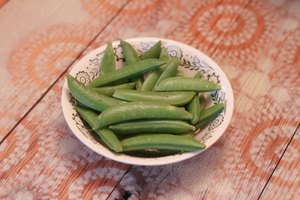How to Freeze Fresh Peas Without Blanching