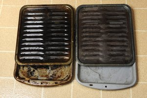 How to Clean a Broiler Pan