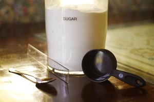How to Measure Half of 3/4 Cup Sugar