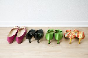 How to Measure High Heel Shoes Height