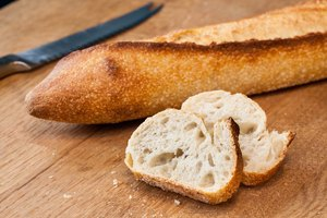 How to Heat Up a Loaf of French Bread