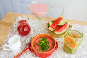 How to Use an Overripe Watermelon