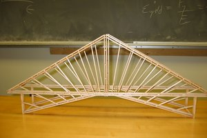 How to Make a Bridge Out of Balsa Wood