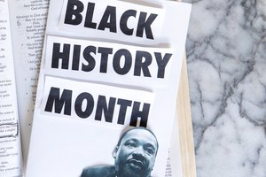 Black History Month Decorating Idea