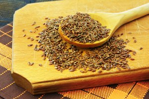 How to Boil Flax Seeds