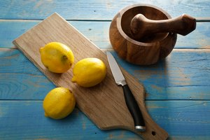 How to Make Lemon Powder