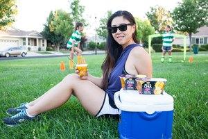Consejos de la súper mamá My Nguyen para mantenerse saludable en cualquier lugar